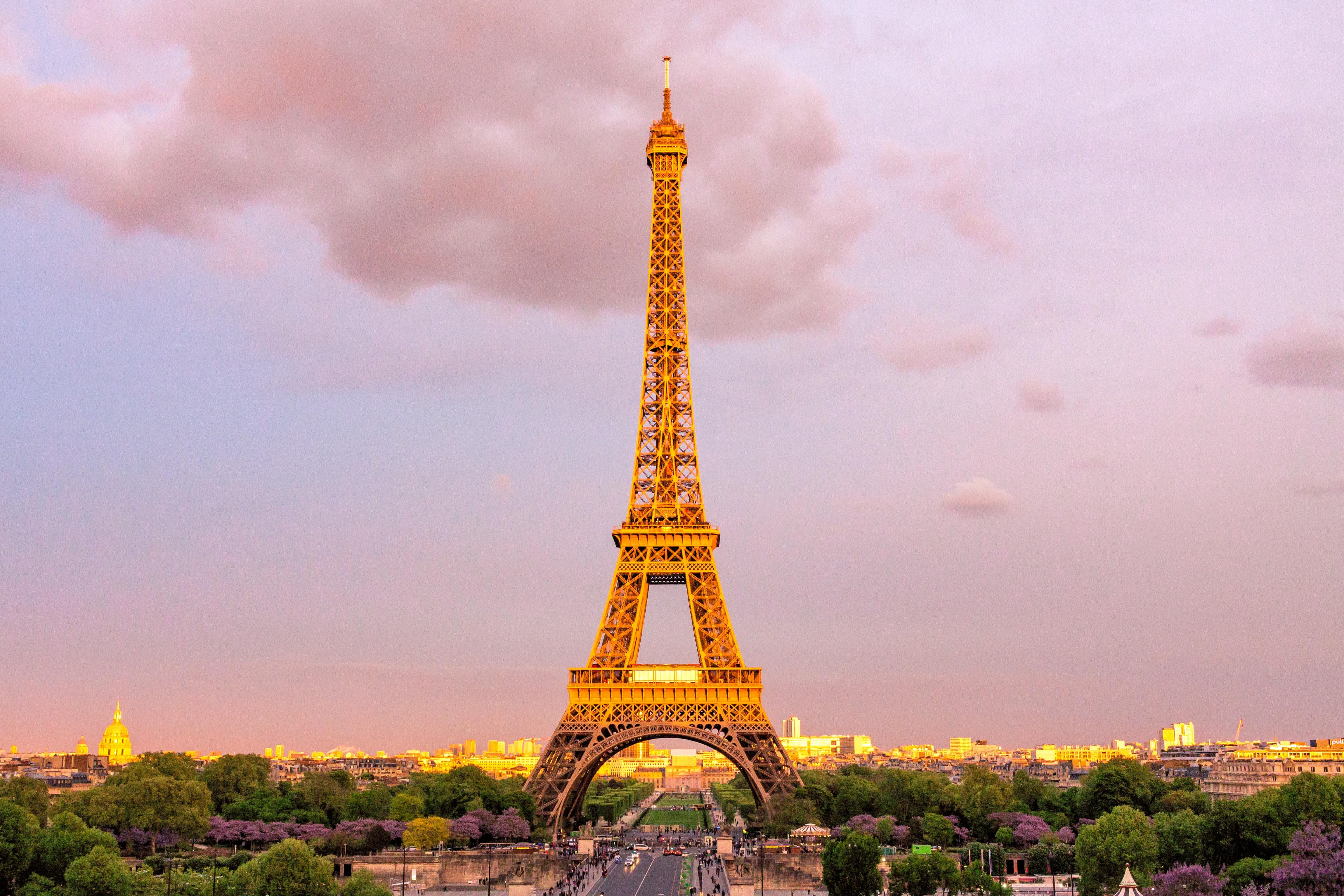 Torre Eiffel, em Parias, a capital francesa