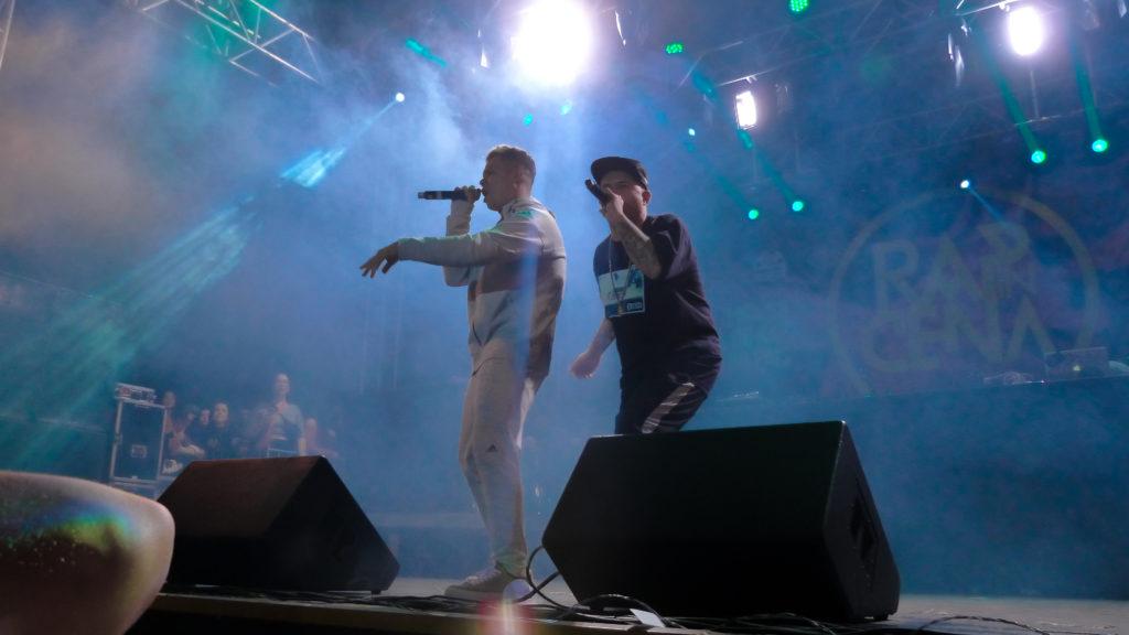 ADL - Rap in Cena