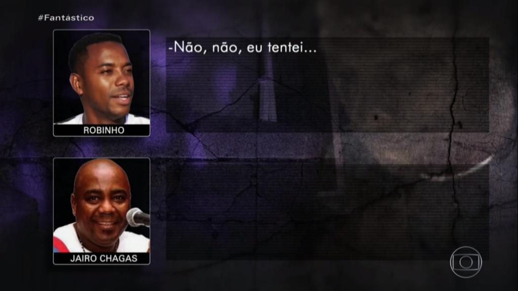 Robinho - Fantástico [Conversa Robinho   Jairo Chagas 3]