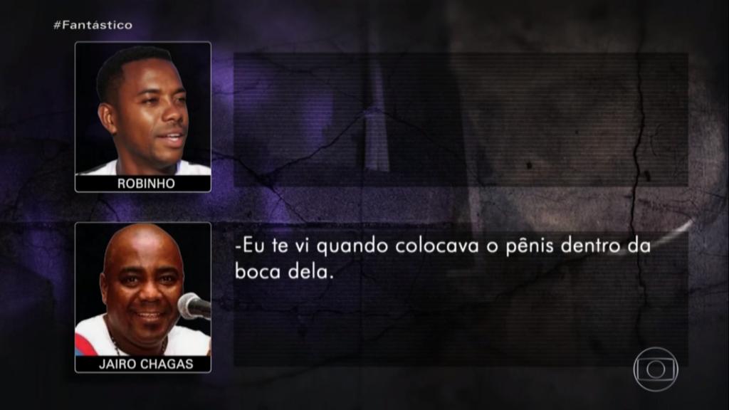 Robinho - Fantástico [Conversa Robinho   Jairo Chagas 4]