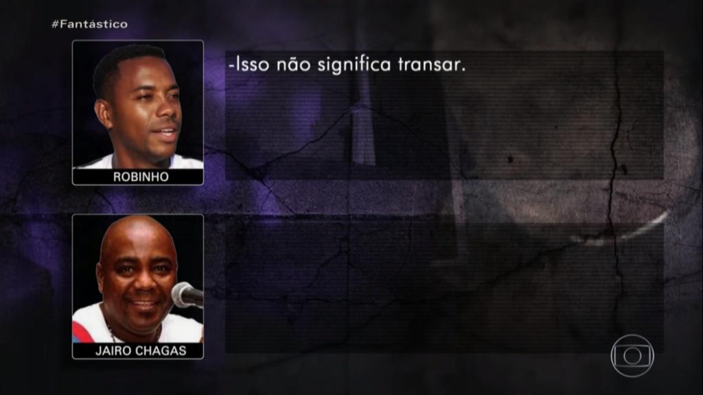Robinho - Fantástico [Conversa Robinho   Jairo Chagas 5]